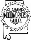 Alabama Woodworkers Guild, Inc. Logo