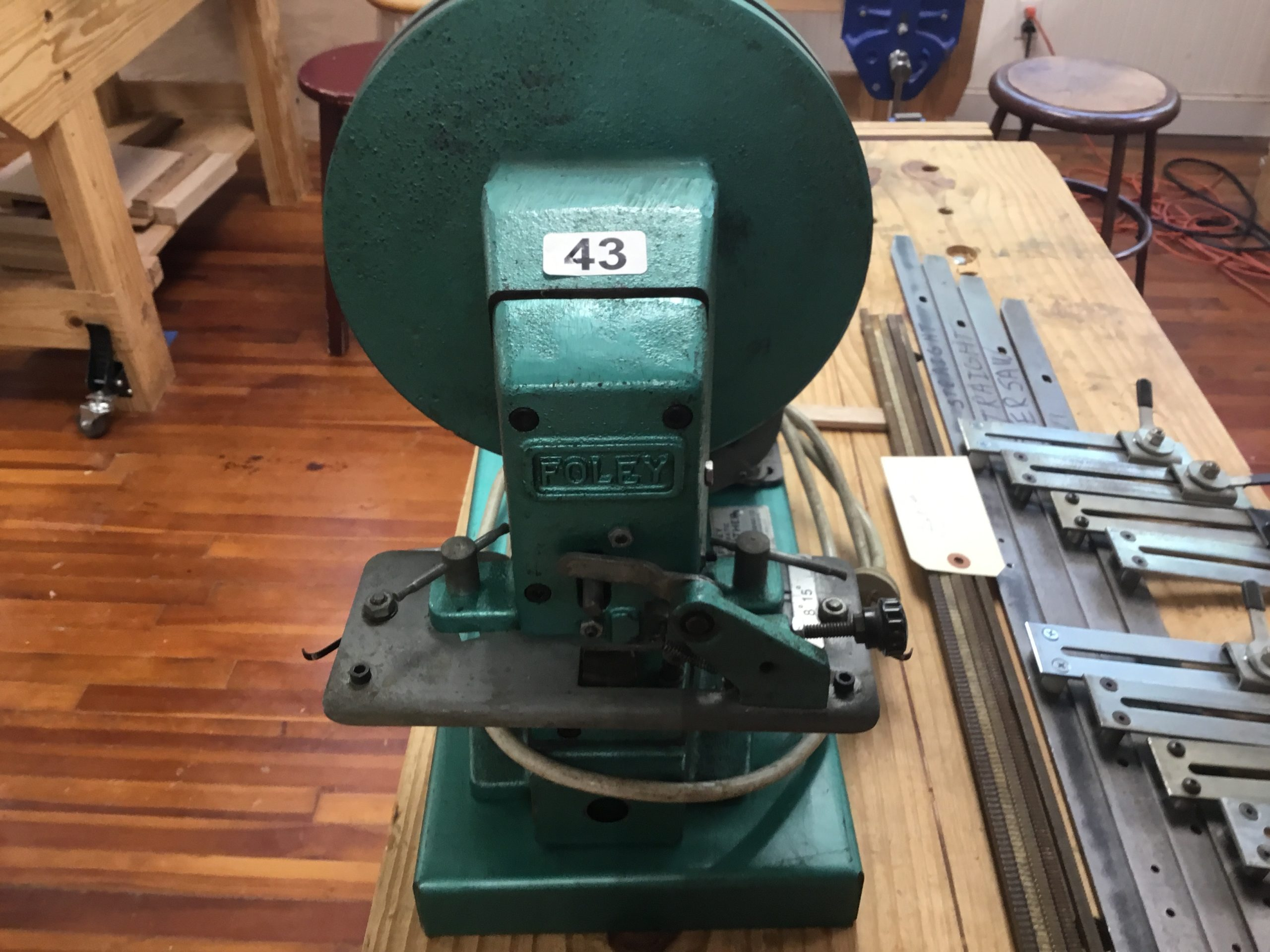 Foley 385 Hand Saw Retoother