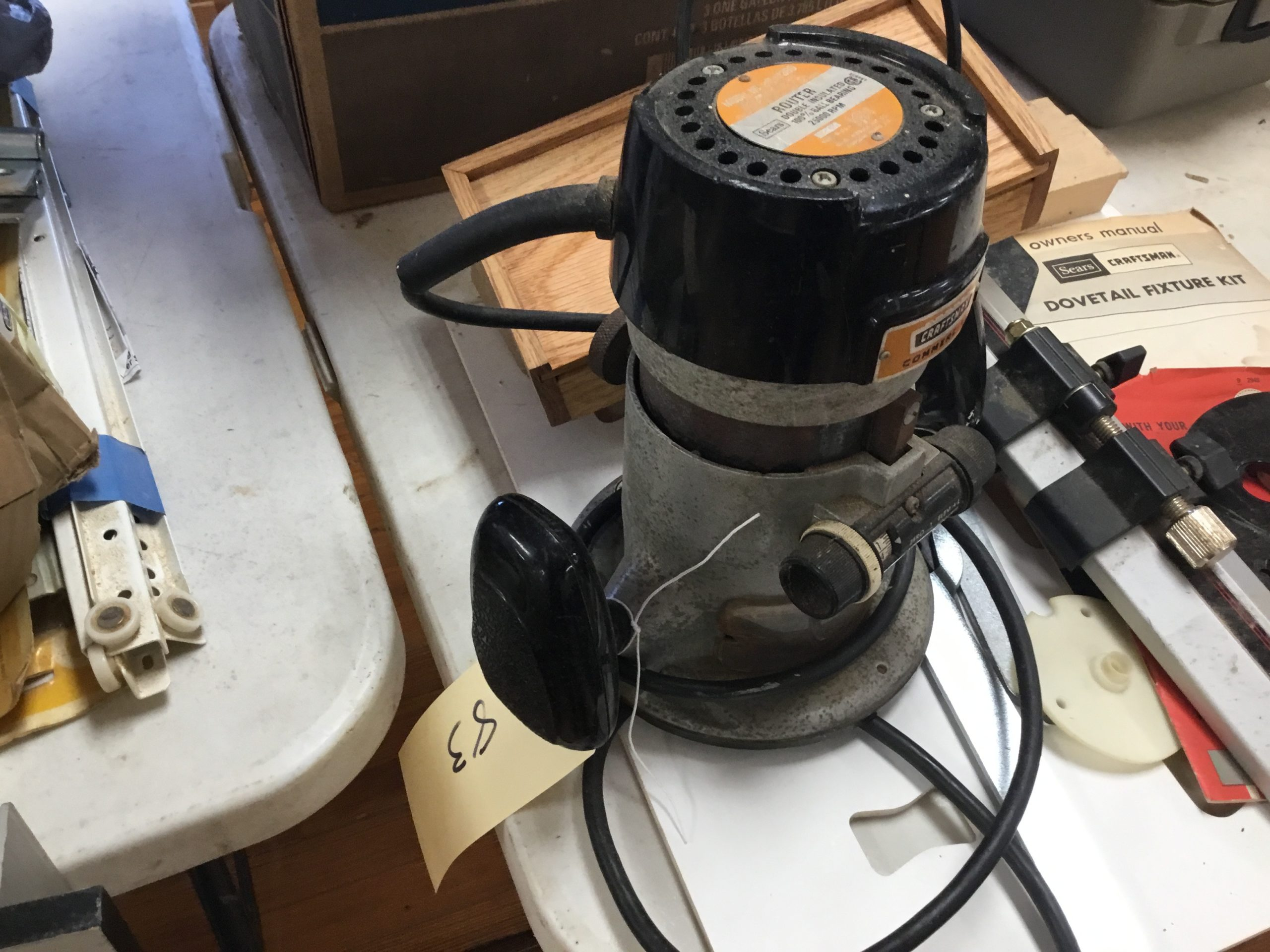 Lot 83 - Router