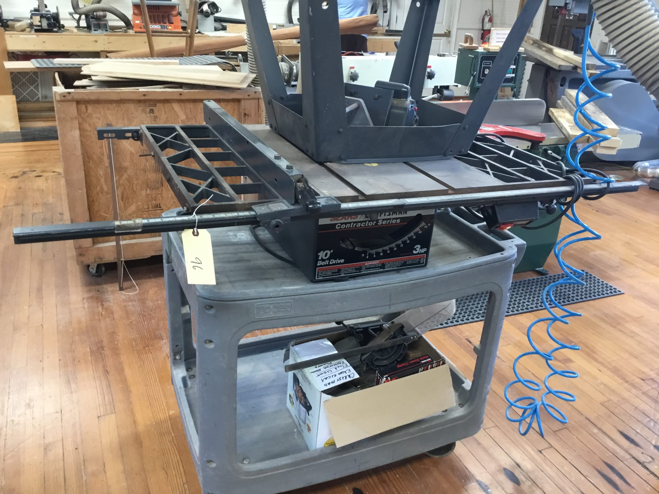 Lot 96 - Table Saw