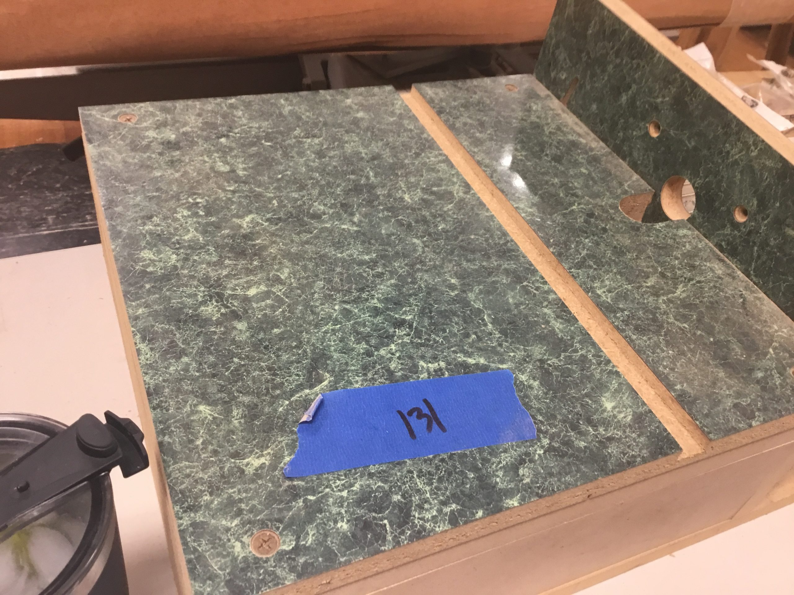 Lot 131 - Horizontal Router Table